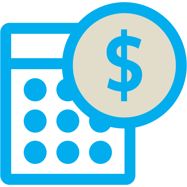 Accounting and Tax Icon